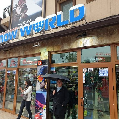 Snow World Outlet