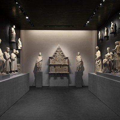 Tino di Camaino, monumento funebre dell'imperatore Arrigo VII, 1315