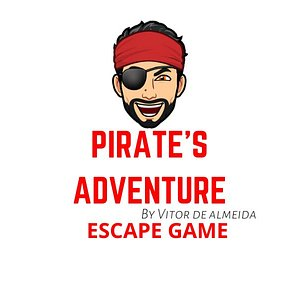 Pirate's Adventure ESCAPE GAME! DARE TO PLAY!
