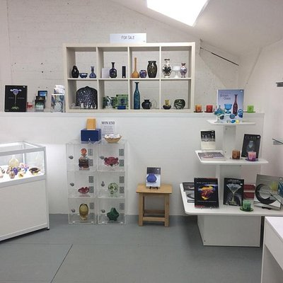 The new shop