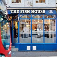 Traditional Fish & Chips in Notting Hill