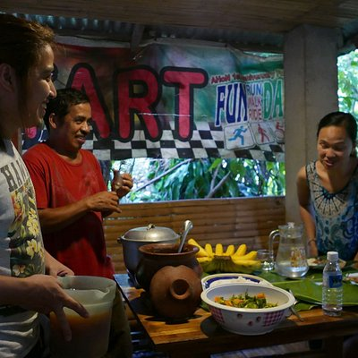 Dine with a local in Nagcarlan