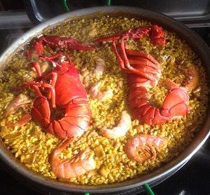 Authentic food in Almeria