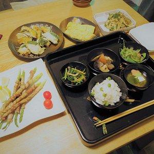 Authentic food in Hiroshima