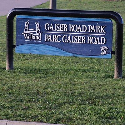 Gaiser Road  Park