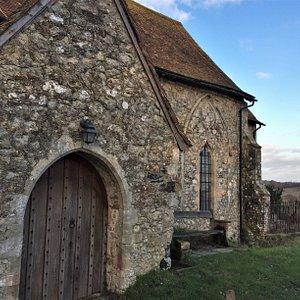 10.  St Mary's Church, Kenardington, Kent