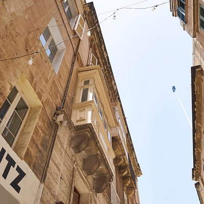 Blitz Valletta, the townhouse
