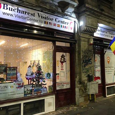 Happy Holidays - Bucharest Visitor & Tourist Center