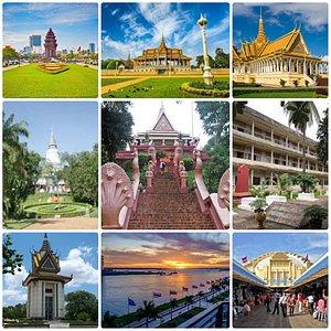 Tour Around Phnom Pehn