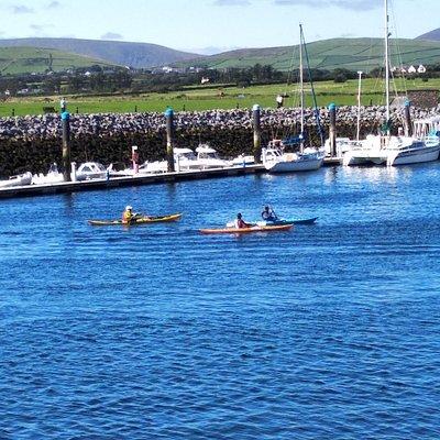 Dingle Bay Kayaking