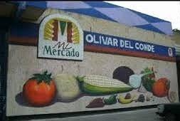 fachada del mercado publico que sirve a la colonia Olivar del Conde en la alcaldía Benito Juaréz