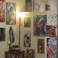Brunei Art Gallery, Willow Glen Area of San Jose, Ca