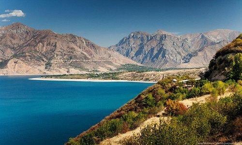 Удивительные горы Узбекистана
