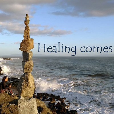 Healing comes in waves