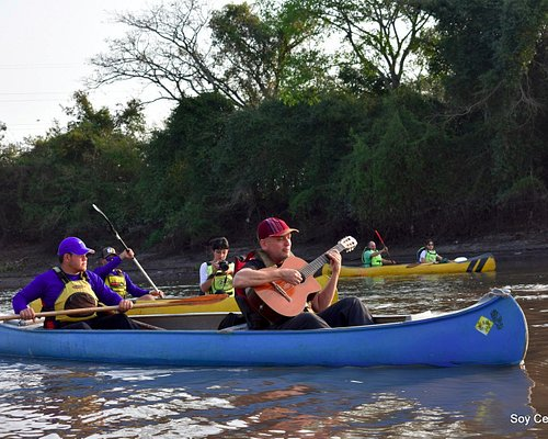 Salidas culturales en canoa