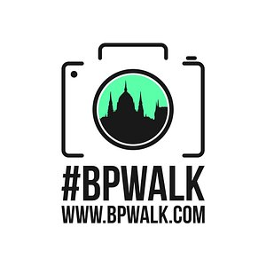 Our official logo #bpwalk #budapestwalkingtour