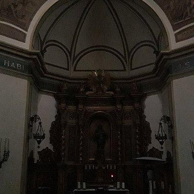 Esglesia de Sant Pere i Sant Pau