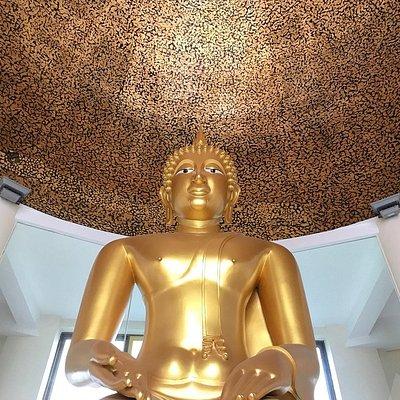 Buddha in new Annexe