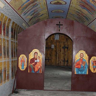 Tunelul celor 365 de Sfinti The tunnel of the 365 Saints