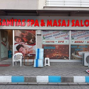 Sanitas spa&masaj salonu