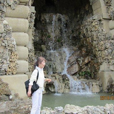 Fontane e cascate delle Rampe del Poggi