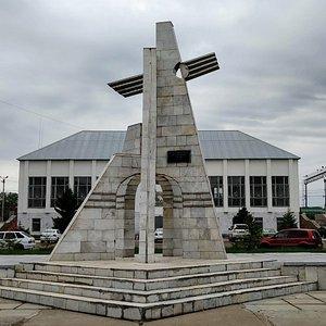 Памятник воинам-интернационалистам, Мелеуз.