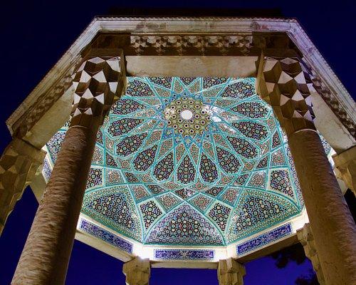 Aramgah-e Hafez (Tomba del poeta Hafez) - Shiraz