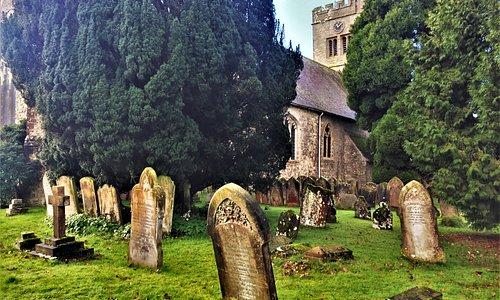 28.  St Michael the Archangel, Smarden, Kent