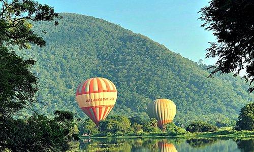 Sri Lanka Balloon Rides operated by Lanka Ballooning (Pvt) Ltd