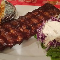 Spareribs all you can eat 18.25€