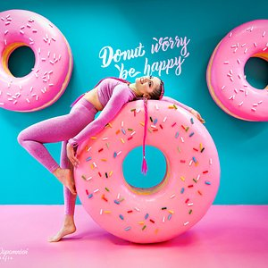 Donut worry - Be Happy!
