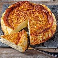 Tarta de queso de la madre de Cris