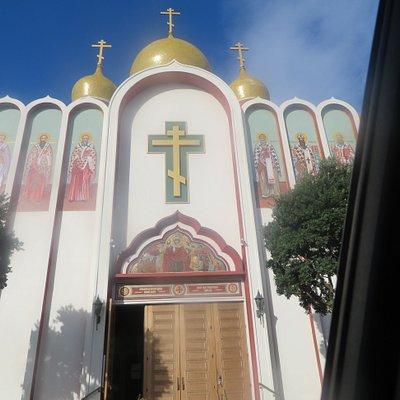 Holy Trinity Greek Orthodox Church, San Francisco, Ca