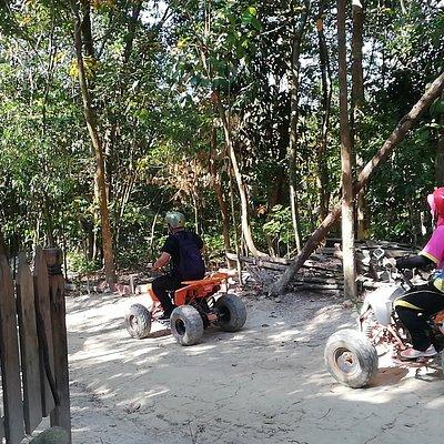 Atv Kg Jkin Extreme Park