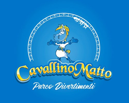 """Vi presentiamo il nuovo Brand del Parco Divertimenti """"Cavallino Matto"""" a Donoratico"""