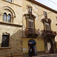Palazzo del Duca Saura - Trapani, Sicily