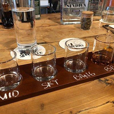 SoNo 1420 - great craft distillery in South Norwalk