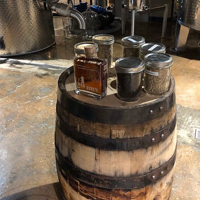 SoNo 1420 - great craft distillery in South Norwalk