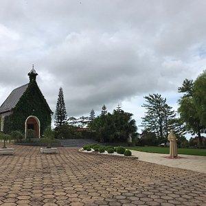 Fotos do Santuário de Schoenstatt em Cornélio Procópio