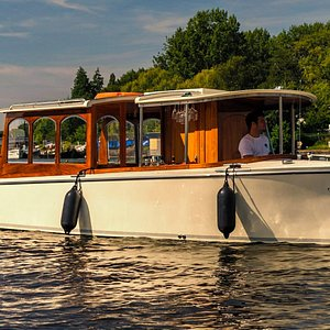 The Sarah. One of our most popular boats