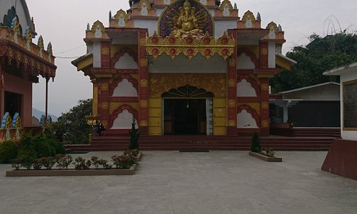 Temple from outside