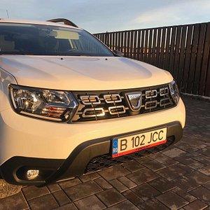 New Dacia Dustrer