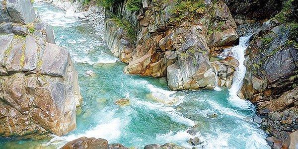 Chubusangaku National Park