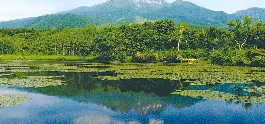 Myoko-Togakushi renzan National Park