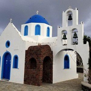church of the Virgin Mary (Panagia) Kalamiotissa