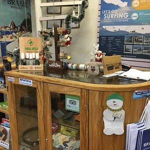 Inside the store - Dec, 2019