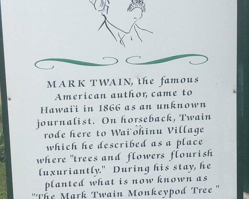 Mark Twain Information.