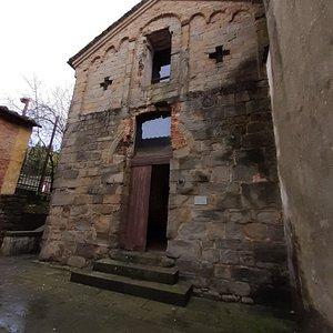 facciata della Chiesa di San Michelino