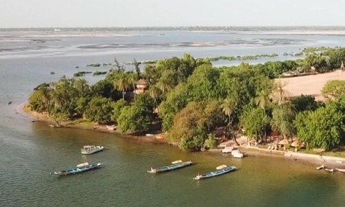 Yup saloum island 🌴 🌴