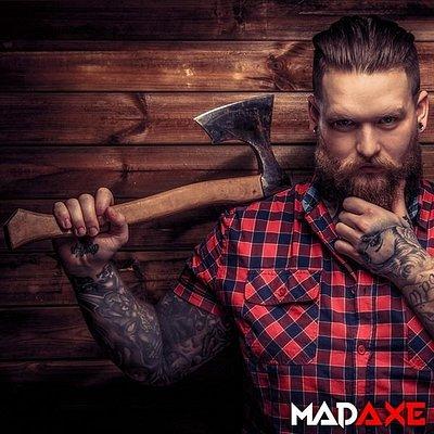 Release your inner lumberjack.
